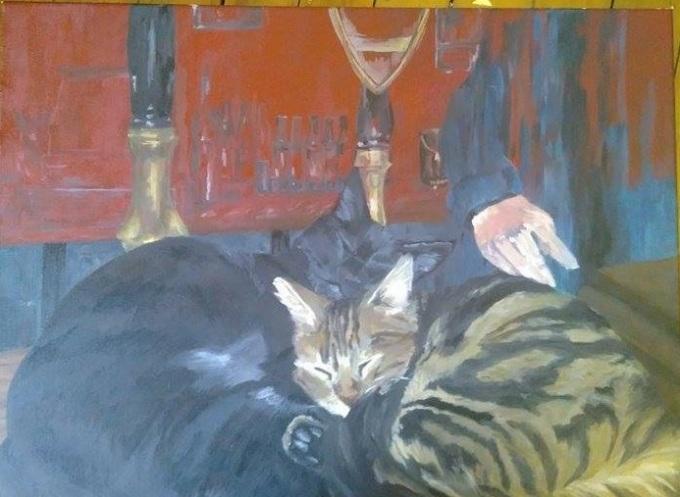 catpub work